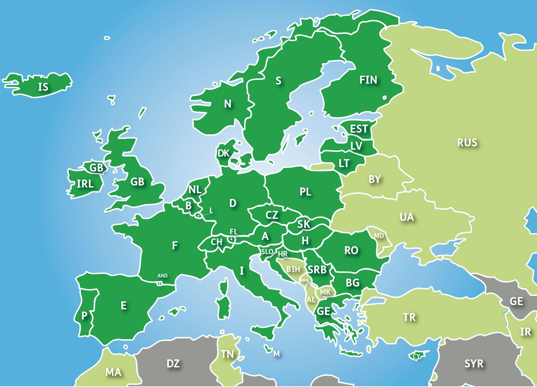 Mapa Systemu Zk